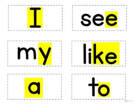 10 simple sight word activities - The Measured Mom