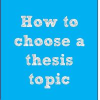 Dissertation Chapter How to Write Chapters of a Dissertation?